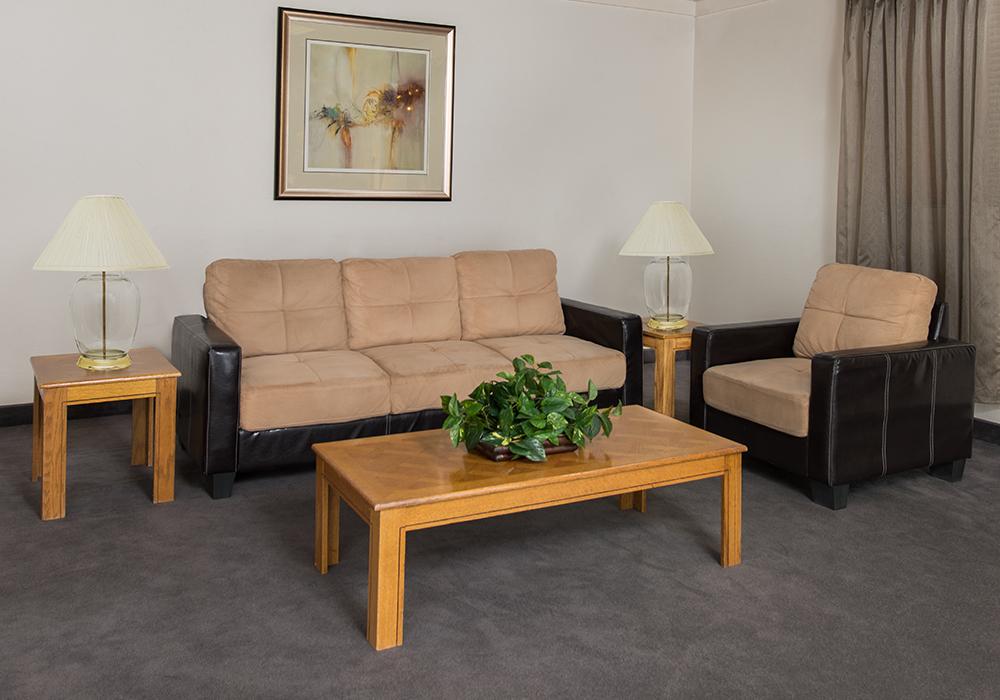 Basic package 95 monthly custom furniture rental for Furniture rental