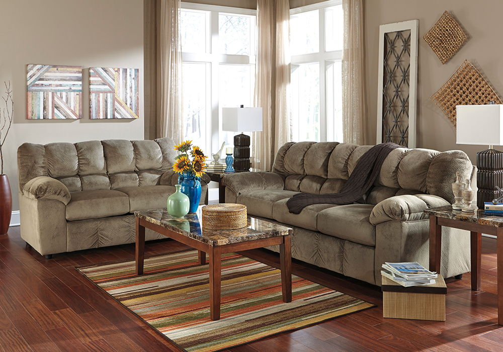 Custom Furniture Rental Julson Dune Package